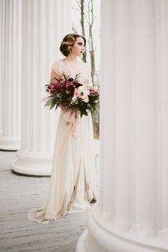 Trending - Modern Vintage Wedding Ideas