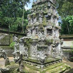 Pura Kehen Temple - trono 1