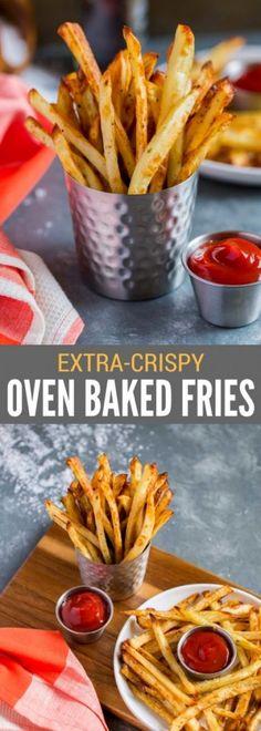 Extra Crispy Oven Ba