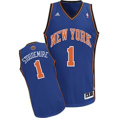 adidas Kids  Carmelo Anthony New York Knicks Revolution 30 Jersey b2a969bb1