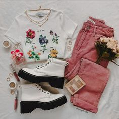 See what Allyson Cartier (soft_jamz) has discovered on Storenvy, the home of independent small businesses all over the world. Style Outfits, Teen Fashion Outfits, Retro Outfits, Mode Outfits, Cute Casual Outfits, Vintage Outfits, Girl Outfits, Womens Fashion, Aesthetic Fashion