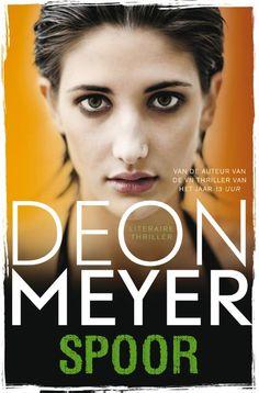 'Spoor' is de nieuwe #thriller van Deon Meyer, auteur van de VN Thriller van het Jaar 2012. Het eBook is voor € 15,99 te downloaden via de #BrunaTablisto app.