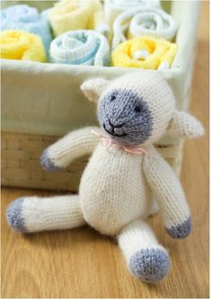 This week, I found the cutest knitting and crochet patterns. I love soft toys you can make, they go beyond children's items...adults can love and have them too. So, when I saw these little guys, I ...