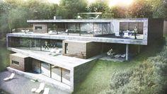 Folding House Architecture Architecture house House architecture design