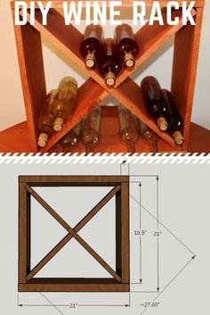 Beautiful Wine Bottle Rack Ikea