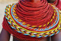 Africa | Samburu details.  Kenya | ©Rita Willaert