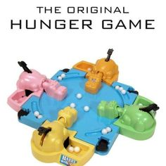 The Original Hunger Games!