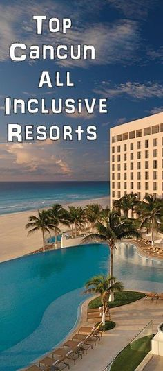 The Best All Inclusive Resorts in Cancun The Le Blanc Spa Resort Cancun is part of our Cancun … - Travel Destinations All Inclusive Family Resorts, Cancun Vacation, Best All Inclusive Resorts, Cancun Hotels, Mexico Vacation, Cancun Mexico Resorts, Luxury Resorts, Beach Vacations, Beach Hotels