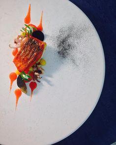Restaurant Latour*Noordwijk Grand Hotel Huis Ter Duin Nederland  Realfood foto's iPhone 6