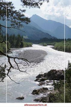 Der Sommer im Tiroler Lechtal zeigt sich nirgends in Österreich so eindrucksvoll von seiner wilden und zugleich sanften Seite. Es erwarten Dich traumhafte Kraftplätze sowie sagenhafte Ausblicke ins Tal. Ob für einen Urlaub, einen Kurztrip oder einen Tagesausflug – das Tiroler Lechtal ist zu jeder Jahreszeit eine Reise wert. Urlaub in Tirol | Urlaub in Österreich | Tirol Sommer.  Mit Unterstützung von Bund, Land und Europäischer Union (LEADER). Rafting, Outdoor, Hiking Trails, Day Trips, River, Outdoors, Outdoor Games, The Great Outdoors