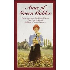 The Anne of Green Gables series (although some of the middle books focus too much on other characters; the last one is fantastic but sad)