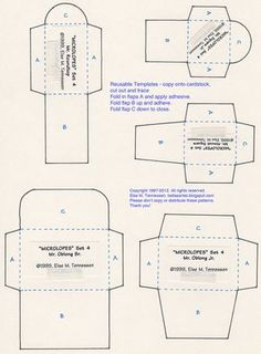tutorial easy tiny envelopes diy wow pinterest paper crafts