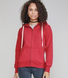Fruit of the Loom Lightweight Baseball Full Zip Sweat Jacket SS128