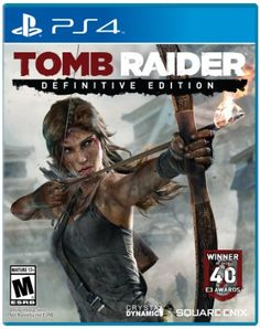 Tomb Raider  Definitive Edition On Sale Today Only  39.99 for PS4 and Xbox  One - Deal of the Day ~ Ships Free! 5aef021d3d