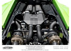 Heffner Twin Turbo LP 560-4 Lamborghin Gallardo