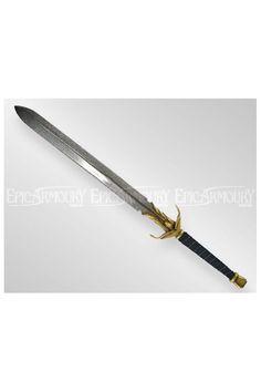 Latex Royal Long Sword