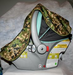 A personal favorite from my Etsy shop https://www.etsy.com/listing/215467748/patented-waterproof-car-seat-cover