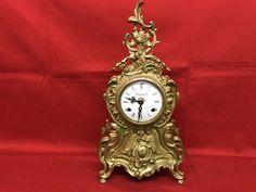 Catawiki, pagina di aste on line  Imperial - orologio in bronzo riccamente decorato - movimento Franz Hermle - Circa 1998
