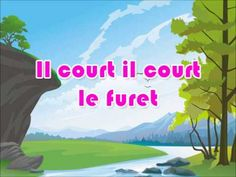 I'd love to hear your thoughts! Il court il court le furet https://youtube.com/watch?v=nZnZSAGSEnU