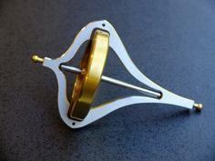 Precision Gyroscope by Manuka Makers.  I want.