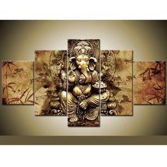 60x60cm PAUL SINUS ART Pittura Astratta Tela Stampa Arte  Nuovo XL