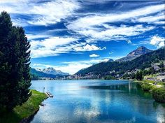 Welcome summer @floris7192 #stmoritzsoul #summer #weekend #nature #naturelovers #naturephotography #nature_good #panorama #colors #blue… Welcome Summer, Nature Photography, Mountains, Colors, Blue, Travel, Instagram, Viajes, Nature Pictures