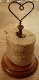 string holder