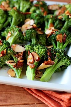 Hands down this is the EASIEST (and most delicious) way to serve steamed broccoli. I promise. It's become one of my favourite vegetable side dishes to serve during Thanksgiving AND Christmas due to…