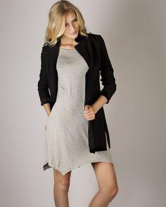 Terri Dress | MADA Boutique Spring Collection, High Neck Dress, Boutique, Sweaters, Dresses, Fashion, Turtleneck Dress, Vestidos, Moda