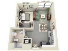 Mezzo Design Lofts Studio