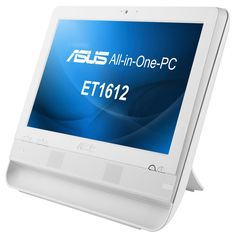 ASUS All-in-One PC ET1612IUTS-W001C  #asus All In One Pc, Multimedia, Phone, Windows, Hdd, White People, Display, Places, Telephone