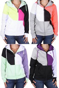 Volcom | Nepeta Fleece Full Zip Hoodie $51.95
