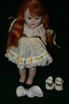 Ginny Doll Reissue Redhead Braids 68