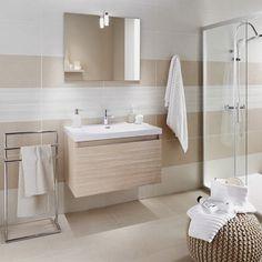 Les 11 meilleures images de salle de bain marron | Brown bathroom ...