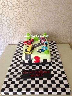 Roary Cake