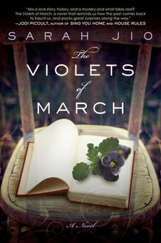 The Violets of March: Maggie did