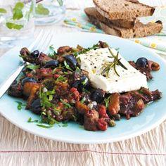 Mediterrane Küche - so lecker schmeckt's am Mittelmeer!