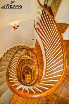 New York City Townhouse Staircase
