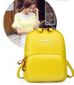 BA00713 Lovely travel fashion Korean style Backpack