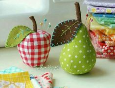 DIY apple and pear
