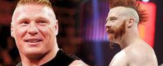 """Sheamus spoke to Delaware Online recently about how he'd like to face Brock Lesnar. Here's what the former WWE Champion had to say when asked about his dream match. """"Right now, it's Brock Lesnar. I want Brock Lesnar. Simple as…"""