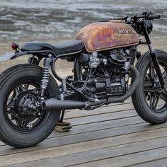 Habermann & Sons Classic Motorcycle Clothiers — Guzzi Girl