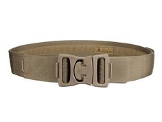 Army Marine Military Style Tactical Quick Release Nylon Web Belt-Khaki