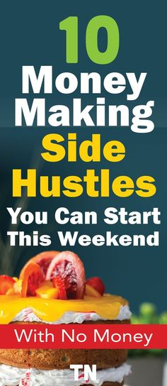 The 10 Easiest Side Hustles You Can Start This Weekend With Little Money | Personal Finance | Get Rid of Debt | Make Extra Money | Side Hustle Ideas for Beginners | Make Money Online | Passive Income for Introverts |