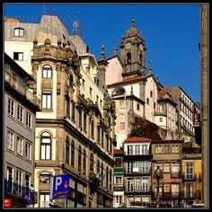 Portugal - Pelas ruas do Porto