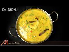 Dal Dhokli (Gujarati One Dish Meal) - Manjula's Kitchen - Indian Vegetarian Recipes