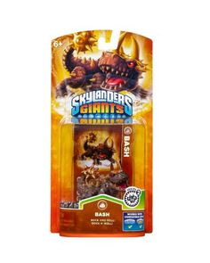 Activision Skylanders Giants Single Character Pack Core Series 2 Bash - Frozen in our world. Alive in Theirs. For Generations, the Skylanders have used their magical powers and weapons to protect Skylands. But now, an evil tyrant has frozen them and