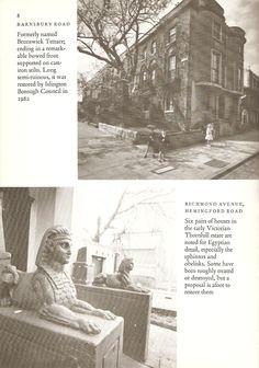 Barnsbury Road Old London, London City, Local History, Terrace, Nostalgia, City Of London, Sidewalk Cafe, Patio, Decks