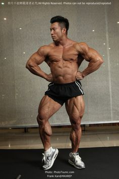 Jaffy So Ming Hei (Chinese muscle)