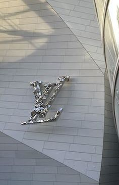 """""""Fondation Louis Vuitton"""" in Paris 